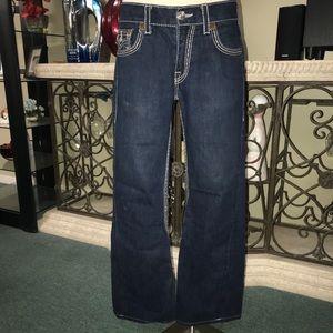 TRUE RELIGION men's jeans JOEY 34w